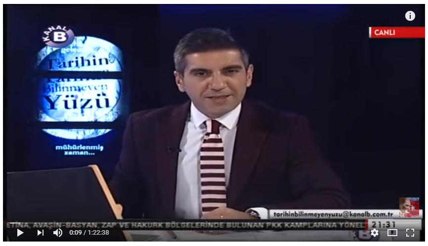 Tarih Video Tarihin Bilinmeyen Yüzü 04112017 Cengiz